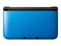 Nintendo 3DS XL Grundgerät, blau-schwarz