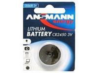 Ansmann Lithium 3V  CR 2450 Knopfzelle
