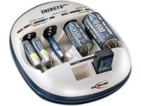 Ansmann Energy 8 plus Lade- und Pflegestation für 1-6 Akkus