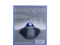 Kensington Orbit Scroll Ring Trackball, Maus, kabelgebunden, USB
