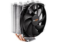 be quiet! Shadow Rock Slim Tower-Kühler, CPU-Lüfter 1x 135x135x22mm, 1400rpm, 113.8m³/h, 21.1dB(A)