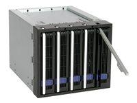 Diskarray Cremax Icy Dock MB155SP-B, 5x SATA