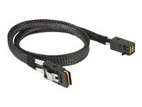 0,5m DeLOCK 83388 Serial Attached SCSI (SAS)-Kabel