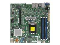 Server MB Super Micro 1xLGA 1151/ATX/2x1Gb LAN      X11SCM-F