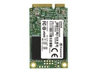 256 GB SSD Transcend MSA230S, mSATA 6Gb/s, lesen: 550MB/s, schreiben: 400MB/s
