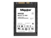 480 GB SSD Maxtor Z1 SSD, SATA 6Gb/s, lesen: 540MB/s, schreiben: 465MB/s, TBW: 180TB