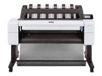 HP Designjet T1600 Großformatdrucker Thermal Inkjet Farbe 2400 x 1200 DPI 914 x 1219 mm Eingebauter Ethernet-Anschluss