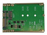 StarTech M.2 NGFF SSD auf 2.5  SATA Adapter/Konverter