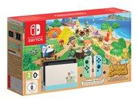 Nintendo Switch Animal Crossing: New Horizons Tragbare Spielkonsole Schwarz, Blau, Grün 15,8 cm (6.2 Zoll) Touchscreen 32 GB WLAN