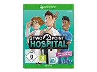 SEGA Two Point Hospital Videospiel Xbox One Standard