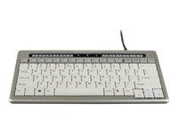 BakkerElkhuizen S-board 840, Layout: US, Rubber Dome, Tastatur