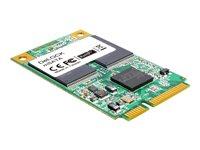 8 GB SSD DeLOCK Industrial Flash Modul, 50.8mm, mSATA 6Gb/s lesen: 105MB/s, schreiben: 20MB/s
