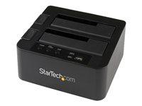 StarTech SDOCK2U33RE, USB 3.0/ eSATA Dockingstation