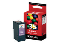 Lexmark Tinte Nr 35  color