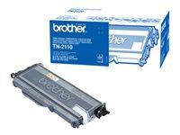 Brother Toner TN-2110 schwarz