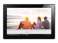 Lenovo IdeaPad Miix 310-10ICR, 64GB, Windows 10 Tablet mit Tastaturdock, silber, Atom x5-Z8350, 10.1 Zoll Display