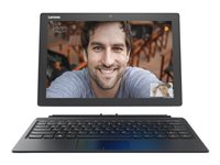Lenovo IdeaPad Miix 510-12ISK schwarz Windows 10 Tablet i5-6200U 8GB DDR4 256GB SSD 12.2 Zoll Keyboard Dock