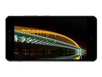 Neffos X1 12,7 cm (5 Zoll) 2 GB 16 GB Dual-SIM 4G Mikro-USB Grau Android 6.0 2250 mAh