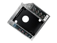 LogiLink Festplatten Caddy Rahmen Adapter 12,7mm SATA HDD