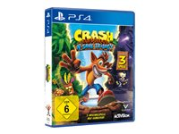Activision Crash Bandicoot N. Sane Trilogy Videospiel Xbox One Remastered