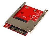 StarTech mSATA SSD auf 2,5 Zoll SATA Adapter / Konverter