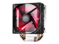 Cooler Master Hyper 212 LED Tower-Kühler, CPU-Lüfter 1x 120x120x25mm, 600-1600rpm, 112.6m³/h, 9-31dB(A)