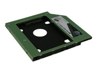 LC-Power ODD auf HDD/SSD 2.5 , 9.5mm, Einschubadapter