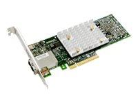 Adaptec HBA 1100 1100-8e, PCIe 3.0 x8 Controller