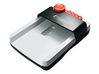 Fantec HDD-Sneaker 2, USB-C 3.1 weiß HDD 2 Docking Station mit USB 3.1