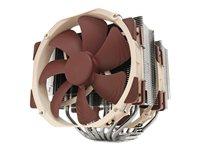 Noctua NH-D15 CPU-Lüfter, 2x 140x150x25mm, 1500rpm, 140.2m³/h, 24.6dB(A)