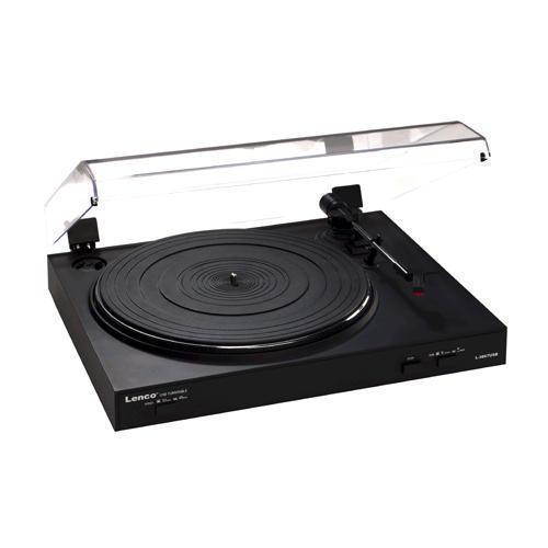 Lenco L-3867 Plattenspieler schwarz