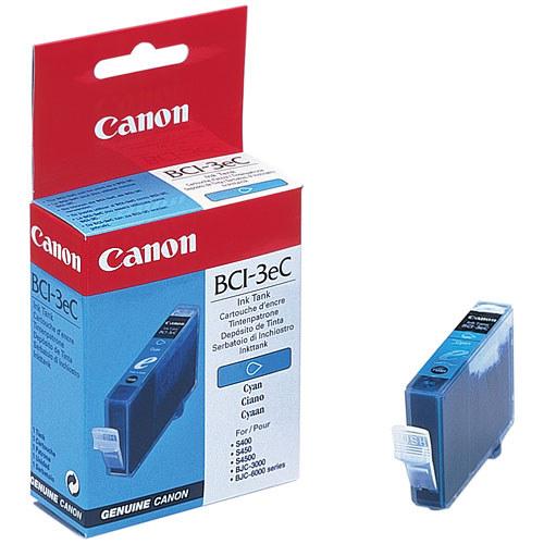 Canon Tinte BCI-3e C  cyan