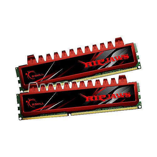 DDR3RAM 2x 4GB DDR3-1600 G.Skill RipJaws, CL9-9-9-24 Kit