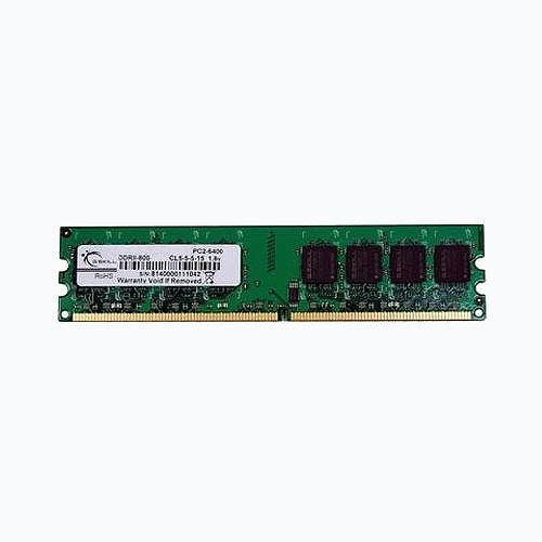 DDR2RAM 2GB DDR2-800 G.Skill Value DIMM, CL5-5-5-15