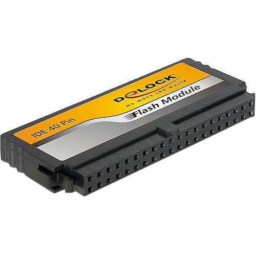 Delock IDE Flash Modul 40Pin 2GB vertikal