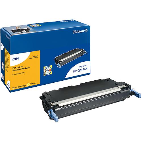 Pelikan Toner gelb kompatibel zu HP 502A
