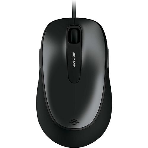 Microsoft Comfort Mouse 4500, Maus, beidhändig, kabelgebunden, USB