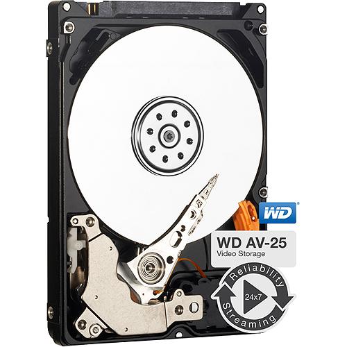1.0 TB HDD WD AV-GP AV-25 16MB Cache SATA-Festplatte