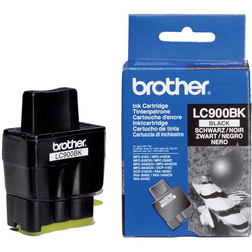 Brother Tinte LC900BK schwarz
