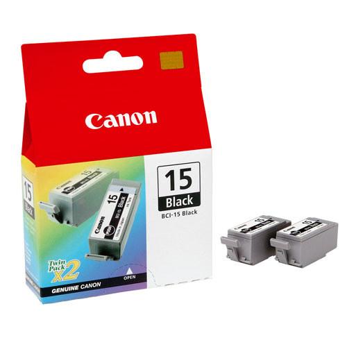 Canon Tinte BCI-15, black